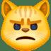 😾 pouting cat Emoji on Facebook Platform