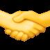 🤝 Handshake Emoji on Facebook Platform