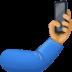 🤳🏽 selfie: medium skin tone Emoji on Facebook Platform