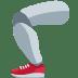 🦿 mechanical leg Emoji on Facebook Platform