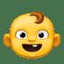 👶 baby Emoji on Facebook Platform