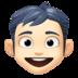 👦🏻 boy: light skin tone Emoji on Facebook Platform