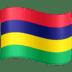 🇲🇺 Mauritius Flag Emoji on Facebook Platform