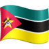 🇲🇿 flag: Mozambique Emoji on Facebook Platform