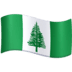🇳🇫 flag: Norfolk Island Emoji on Facebook Platform
