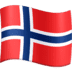 🇳🇴 flag: Norway Emoji on Facebook Platform