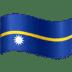 🇳🇷 flag: Nauru Emoji on Facebook Platform