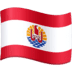 🇵🇫 flag: French Polynesia Emoji on Facebook Platform
