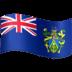🇵🇳 flag: Pitcairn Islands Emoji on Facebook Platform