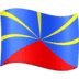 🇷🇪 Réunion Flag Emoji on Facebook Platform