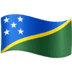 🇸🇧 flag: Solomon Islands Emoji on Facebook Platform