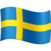 🇸🇪 flag: Sweden Emoji on Facebook Platform