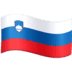 🇸🇮 flag: Slovenia Emoji on Facebook Platform