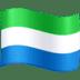🇸🇱 flag: Sierra Leone Emoji on Facebook Platform