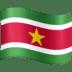 🇸🇷 flag: Suriname Emoji on Facebook Platform