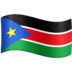 🇸🇸 flag: South Sudan Emoji on Facebook Platform