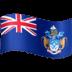 🇹🇦 flag: Tristan da Cunha Emoji on Facebook Platform