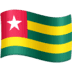 🇹🇬 flag: Togo Emoji on Facebook Platform