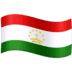 🇹🇯 flag: Tajikistan Emoji on Facebook Platform