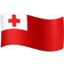 🇹🇴 flag: Tonga Emoji on Facebook Platform