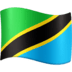 🇹🇿 flag: Tanzania Emoji on Facebook Platform