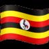 🇺🇬 flag: Uganda Emoji on Facebook Platform