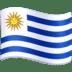 🇺🇾 flag: Uruguay Emoji on Facebook Platform