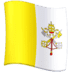 🇻🇦 flag: Vatican City Emoji on Facebook Platform