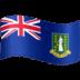 🇻🇬 flag: British Virgin Islands Emoji on Facebook Platform