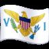 🇻🇮 flag: U.S. Virgin Islands Emoji on Facebook Platform