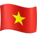 🇻🇳 flag: Vietnam Emoji on Facebook Platform