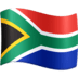 🇿🇦 flag: South Africa Emoji on Facebook Platform