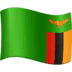 🇿🇲 flag: Zambia Emoji on Facebook Platform