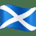🏴 Scotland Flag Emoji on Facebook Platform