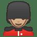 💂🏼♂️ Medium Light Skin Tone Male Guard Emoji on Google Platform