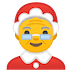 🤶 Mrs. Claus Emoji on Google Platform