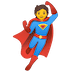 🦸 superhero Emoji on Google Platform