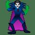 🦹♂️ man supervillain Emoji on Google Platform