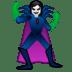 🦹♀️ woman supervillain Emoji on Google Platform