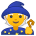 🧙 mage Emoji on Google Platform