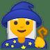 🧙♀️ woman mage Emoji on Google Platform