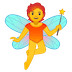 🧚 fairy Emoji on Google Platform
