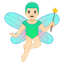 🧚🏻‍♂️ man fairy: light skin tone Emoji on Google Platform