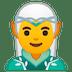 🧝♂️ man elf Emoji on Google Platform