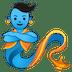 🧞 genie Emoji on Google Platform