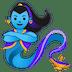 🧞♀️ woman genie Emoji on Google Platform