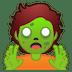 🧟 Zombie Emoji on Google Platform