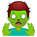 🧟♂️ man zombie Emoji on Google Platform