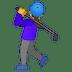 🏌️♀️ woman golfing Emoji on Google Platform