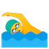 🏊‍♂️ man swimming Emoji on Google Platform